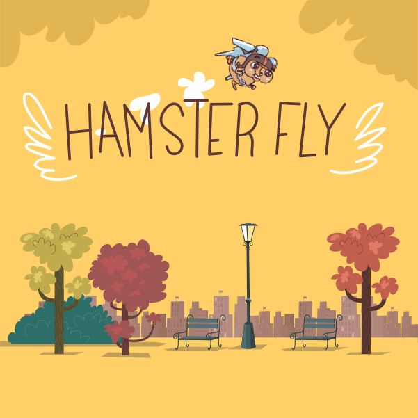 Hamster Fly image