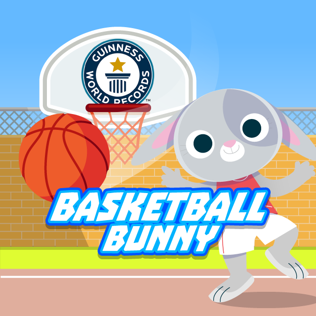 Basketball Bunny image